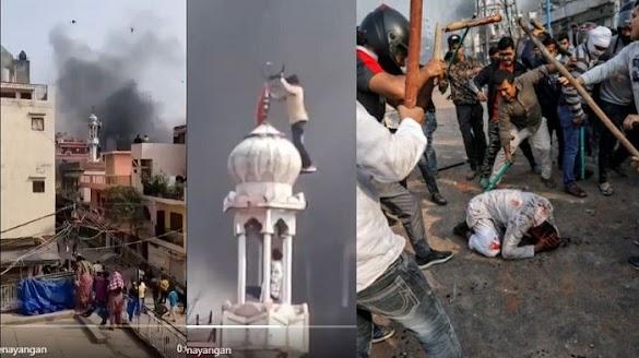 Polisi Tidak Peduli, Muslim Delhi Putus Asa Mencari Keadilan