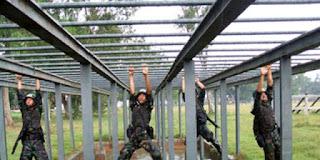 Cara TNI Rekrut Kopassus Sebagai Prajurit Terbaik Masuk Anti Teror!