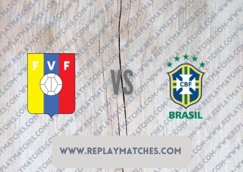 Venezuela vs Brazil Full Match & Highlights 08 October 2021
