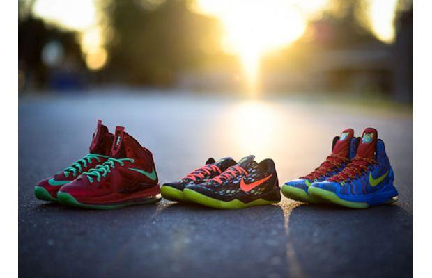 buy popular 38693 af2a4 Nike Basketball Christmas Pack for 514!!