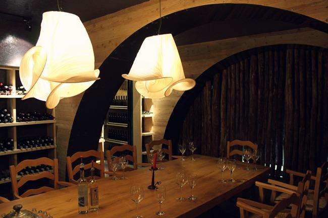 Pyrgos Mantania hotel wines