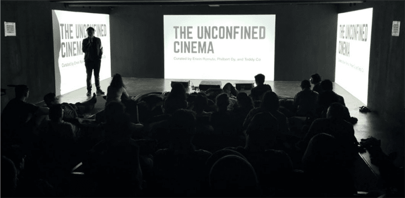"""Epson and Art Fair Philippines bring """"The Unconfined Cinema"""""""