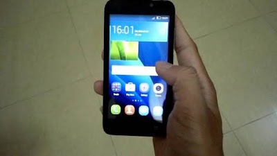 Huawei Y541-U02 .PAC firmware download and flashing