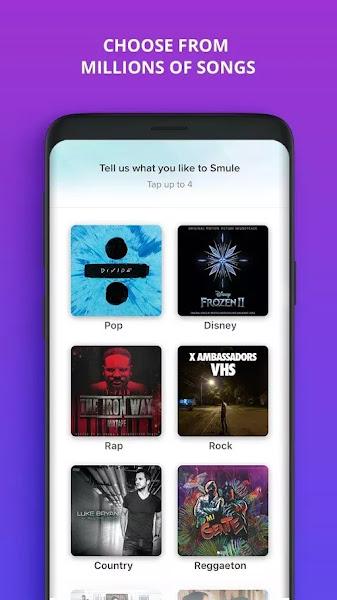 Smule – Singing App (MOD, Unlocked VIP)