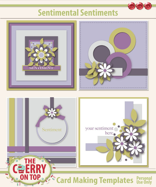 Sentimental Sentiments Templates