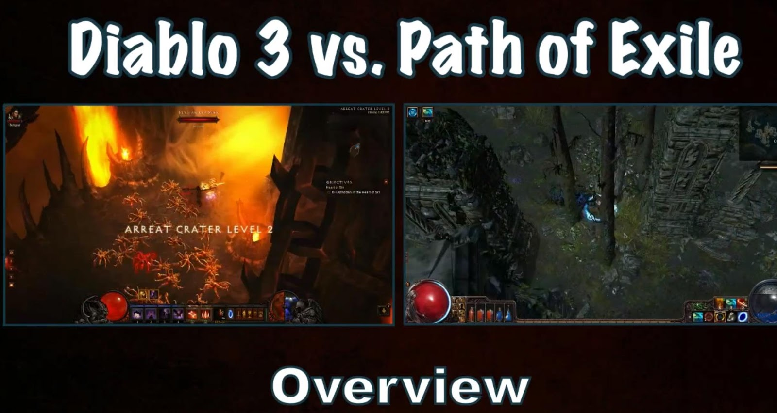 Diablo 3 vs Path of Exile - A Side By Side Analysis from
