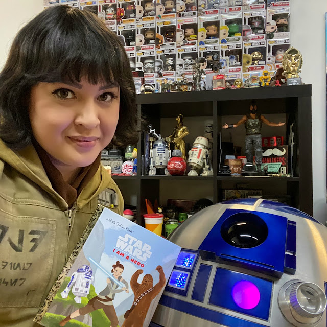 Story Time With Rose Tico