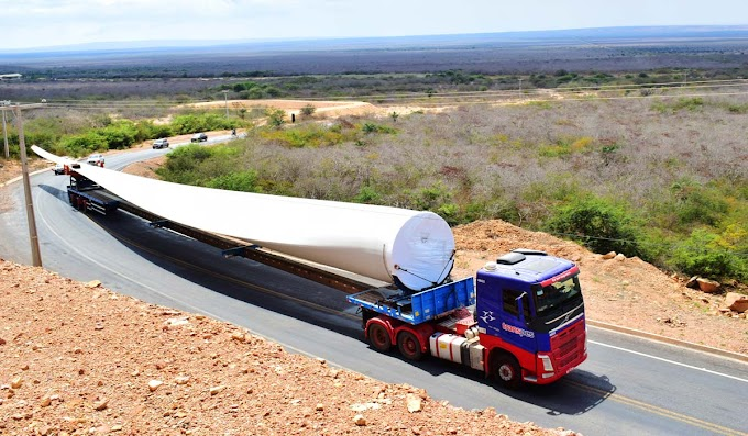 Obras do Conjunto Eólico Campo Largo 2 entram na reta final