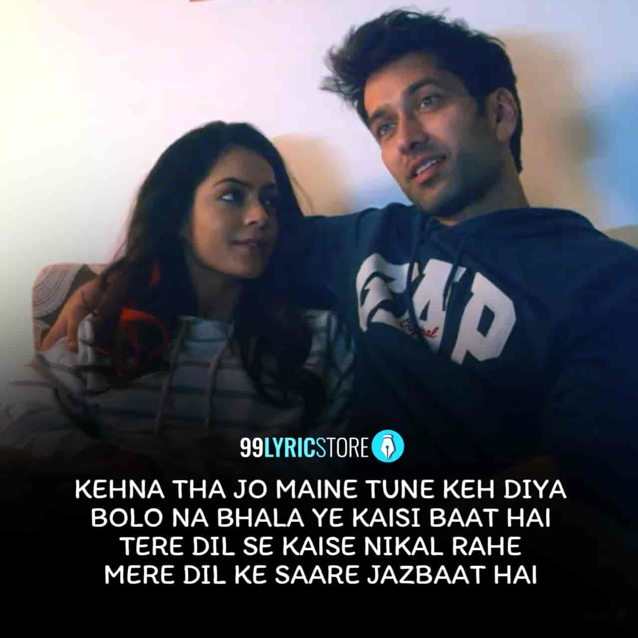 Vishal Mishra given his voice in the beautiful romantic song 'Dil Ko Tujhpe Pyaar' from album Never Kiss Your Best Friend. Nakuul Mehta and Anya Singh are featuring in this song as a lead roles. Music of this song given are Vishal Mishra and Jee Na Punga song lyrics are penned by Kaushal Kishore and Vishal Mishra. This song is presented by Zee5 label.