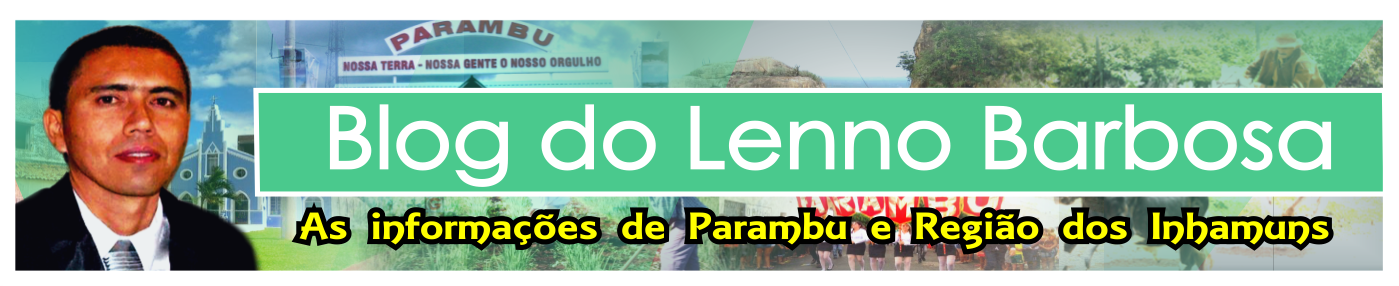 Blog do Lenno Barbosa Parambu