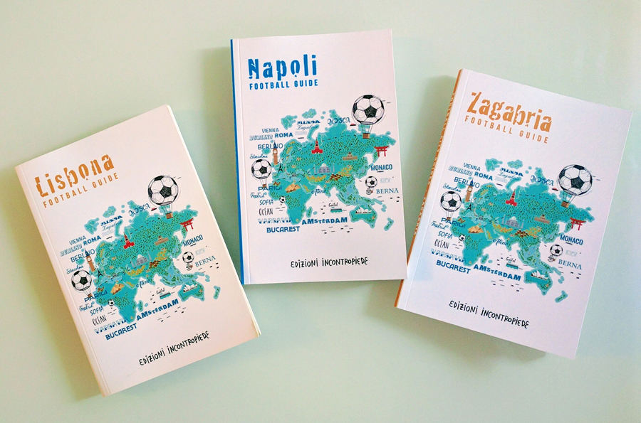 napoli football city guides recensione