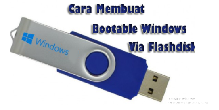 Cara Mudah Untuk Membuat Bootable Melalui USB Flashdisk Windows 8 Dan 10