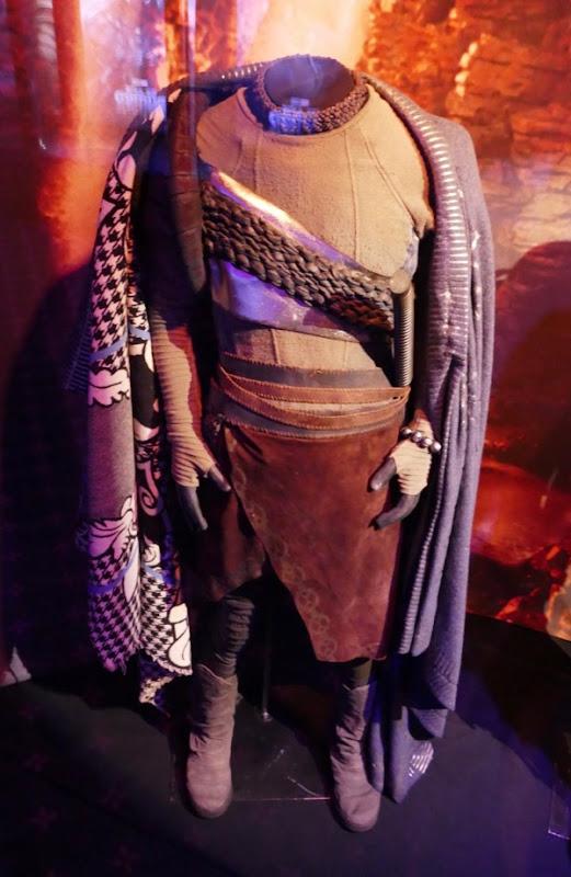 Daniel Kaluuya Black Panther WKabi film costume