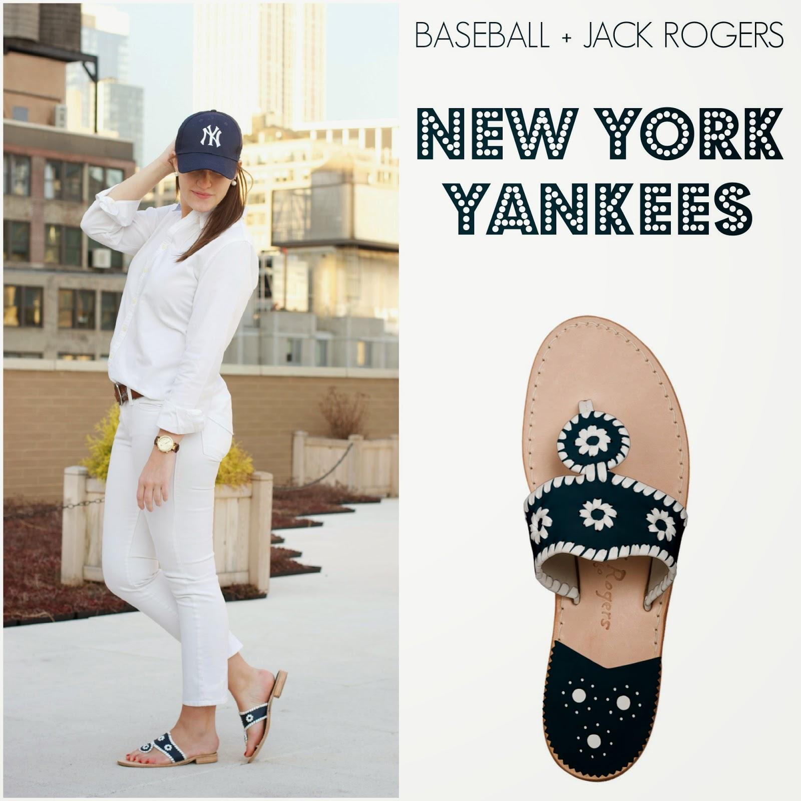 Baseball and Jack Rogers