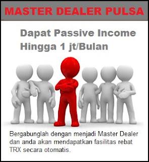 Keuntungan Menjadi Master Dealer Pulsa