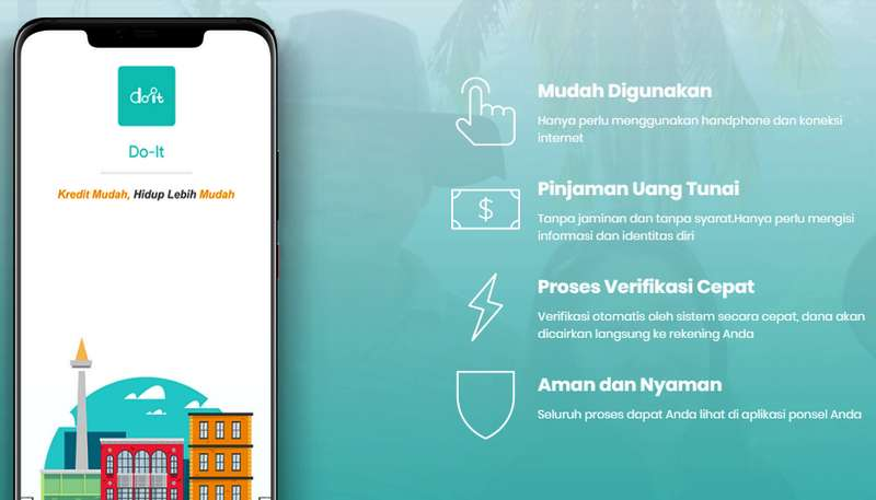 Pinjaman Online do-it (do-it.id)