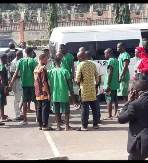 Why  released of Madonna students were detained for long - Barr. Jimeh