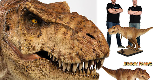 Jurassic Park - Female T-Rex 1/5 (Chronicle Collectibles)