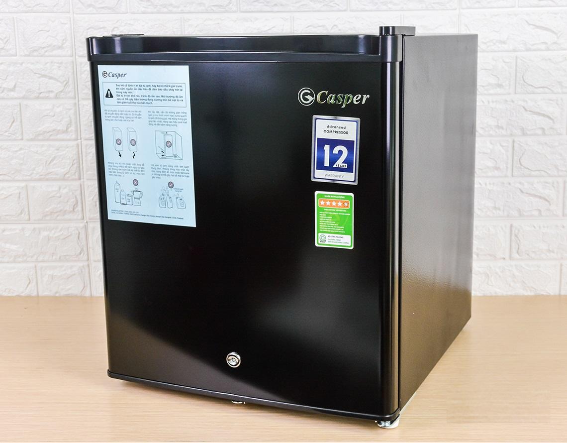 Tủ lạnh casper RO-45PB là dòng tủ lạnh 1 cửa