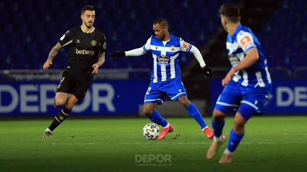 Oficial: Deportivo de la Coruña, Rolán cedido al Pyramids FC