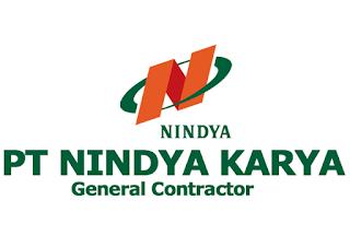 Informasi LOKER BUMN 2018 PT Nindya Karya (Persero)