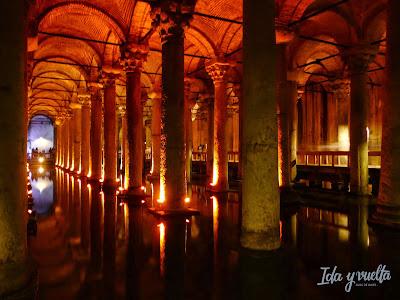 Cisterna de la Basílica