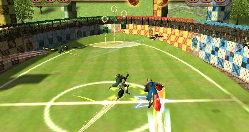 Harry Potter Quidditch Copa del Mundo PC Full Español