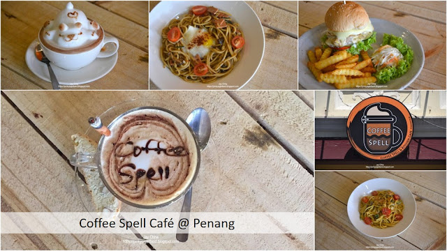 Coffee Spell Penang Food