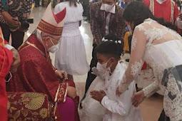 Petrus Canisius Mandagi Sebut Uskup Baru Amboina Diumumkan Oktober 2021