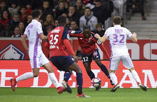 France Ligue 1: Watch Nimes vs Lille live Stream Today 16/12/2018 online