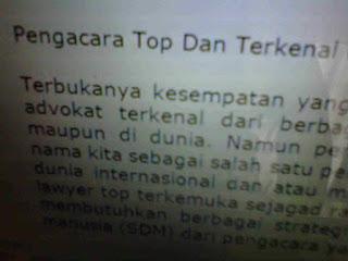 Pengacara - Advokat - Penasihat Hukum - Lawyer Top Dan Terbaik Di Halaman Hukum Indonesia