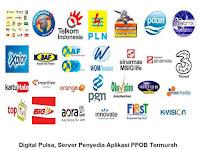 Digital Pulsa, Server Penyedia Aplikasi PPOB Termurah