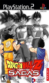 dgbz%2Bsagas - Dragon Ball Z Sagas - PS2
