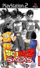 dgbz%2Bsagas - Dragon Ball Z Sagas - PS2