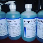 X-Logers.net Refil Aseptic Gel Aseptan 500ml Refill Onemed Antiseptic
