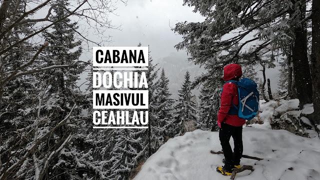 Cabana Izvorul Muntelui - Cabana Dochia, traseu de iarnă în Munții Ceahlău