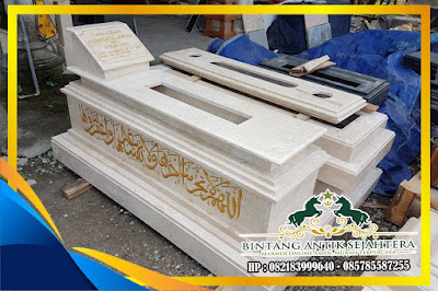 Makam Kijing Batu | Makam Muslim | Makam Muslim Khusnul Khotimah