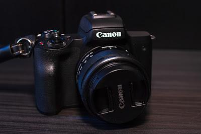 Spesifikasi dan hsrga Canon EOS M100