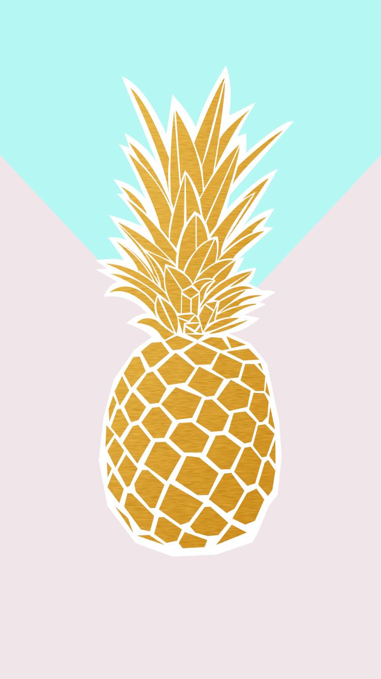 Fond d 39 cran ananas hd fond d 39 cran hd for Image pour fond