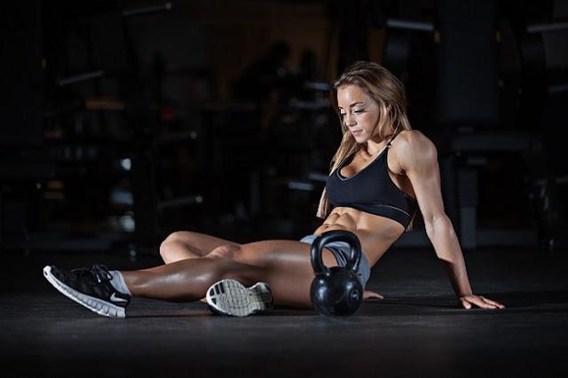 تمارين رياضية منزلية لتخفيف الوزن للبنات في اسبوع ونصف