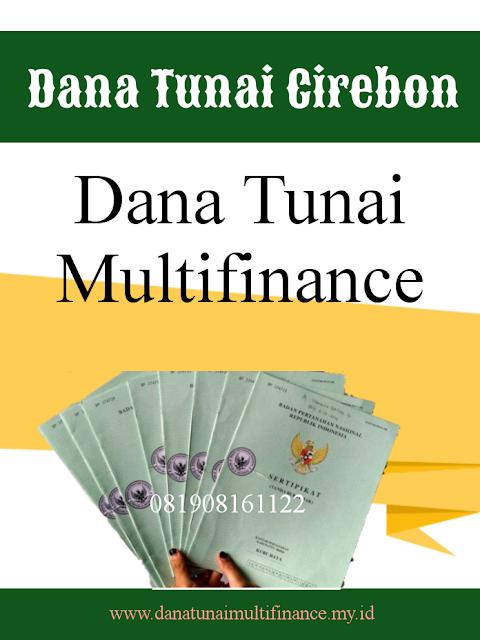 Dana Tunai Gadai Sertifikat Rumah Cirebon, Pinjaman Dana Tunai Gadai Sertifikat Rumah Cirebon