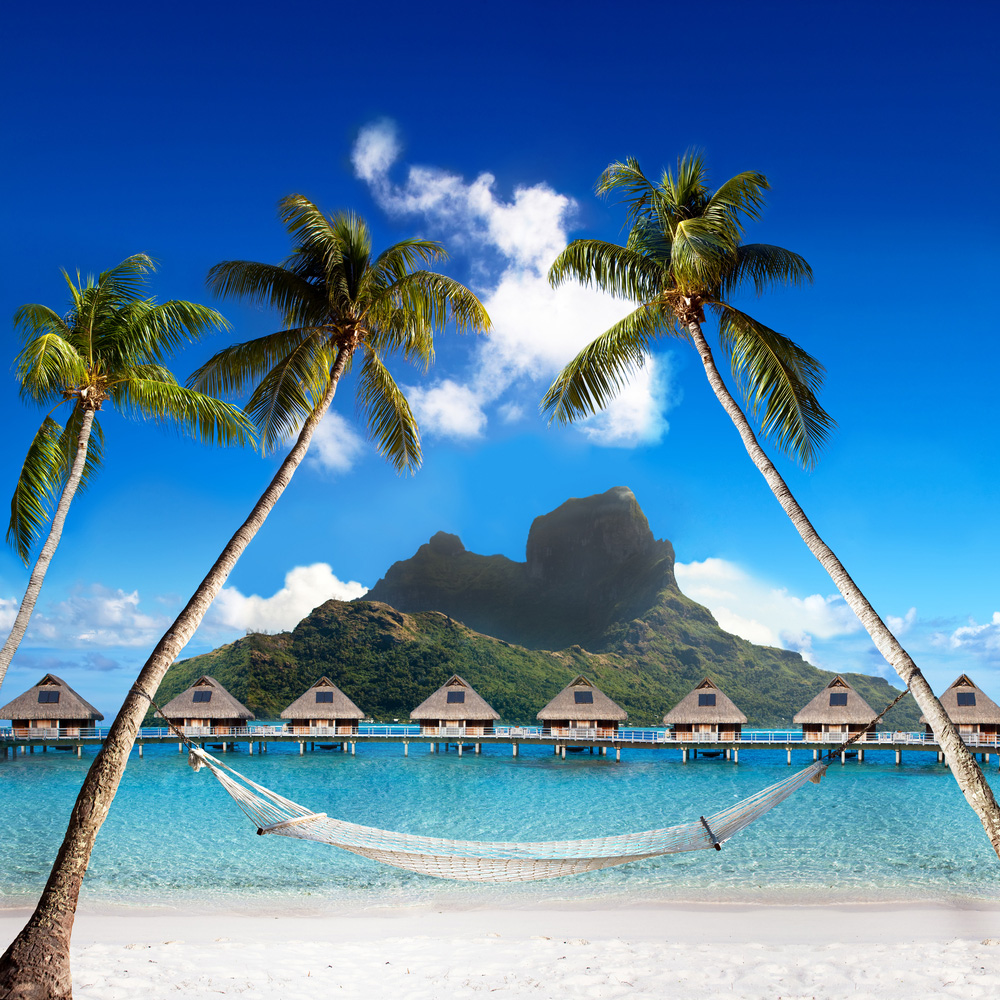 Beach Island: 3D Cruise And Travel: Moorea And Bora Bora Review