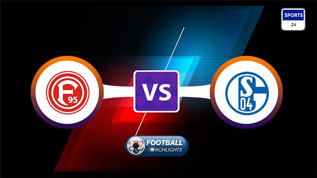 Fortuna Düsseldorf vs Schalke 04 – Highlights
