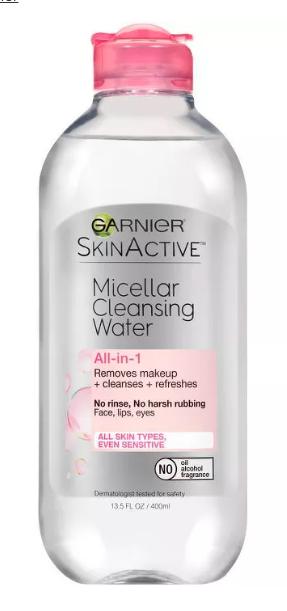 Garnier Micellar Water