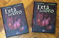 """Vinci gratis il cartonato a colori """"L'età dell'oro - volume 2"""" di Roxanne Moreil e Cyril Pedrosa."""