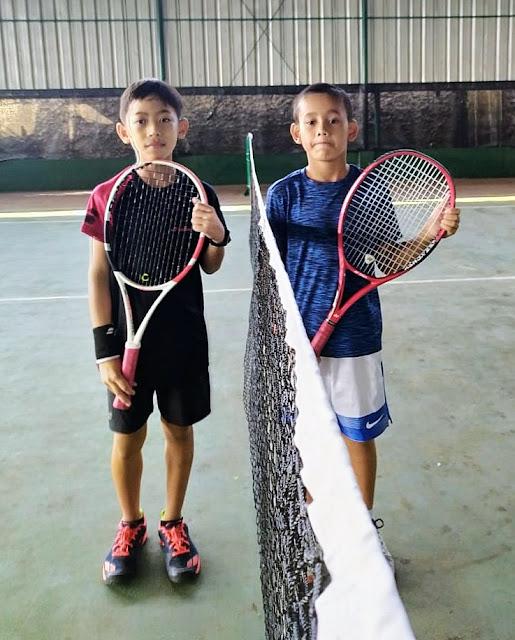 Kejurnas Tenis Yunior Piala Bupati Bogor: Kalahkan Reifan, M Fakhri Akbar Melaju ke Final