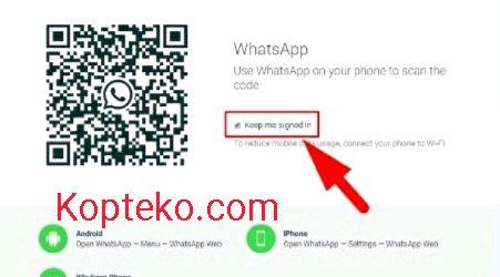 Cara Membuat Whatsapp Di Laptop Tanpa Kode Qr