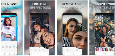 AirBrush-Best Camera Apps Android  2021
