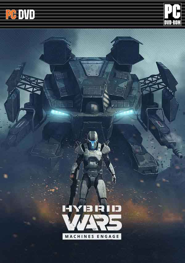 Hybrid Wars Download Cover Free Game
