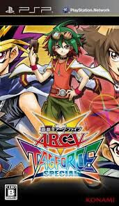 Yu-Gi-Oh! ARC-V Tag Force Special ( BR ) [ PSP ]